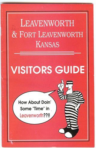 Leavenworth brochure