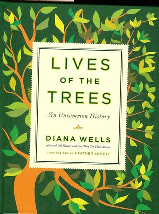 Lives of Trees cover