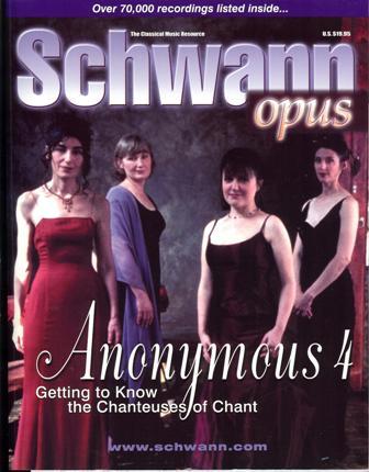 Schwann catalog ws