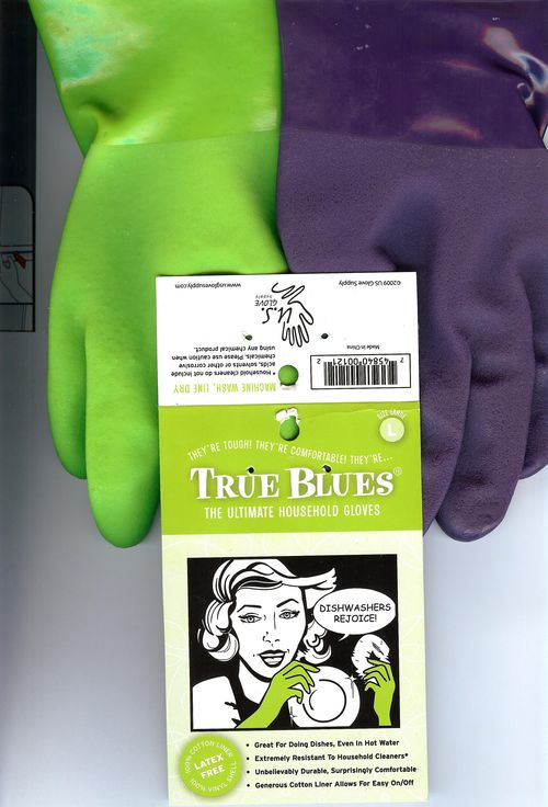 TruBlues Gloves