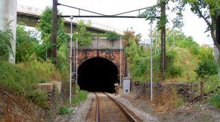 Virginia Avenue tunnel